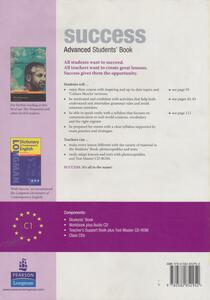 Success Advanced Students' Book - Stuart McKinlay,Bob Hastings - 2