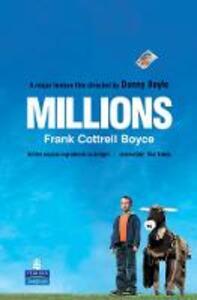 Millions: NLLA: Millions - Frank Cottrell Boyce - cover