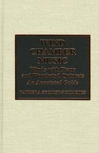 Wind Chamber Music E-Book Eb - Barbera Secrist-Schmedes - cover