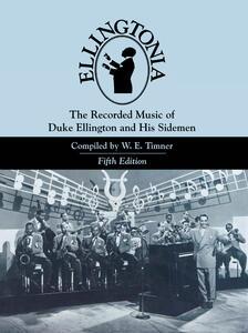 Ellingtonia E-Book Eb - W.E. Timner - cover