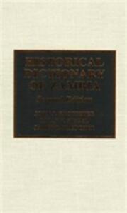 Historical Dictionary of Zambia - John J. Grotpeter,Brian V. Siegel,Jim Pletcher - cover