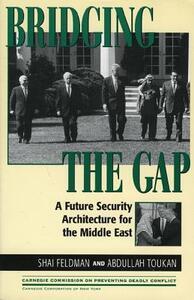 Bridging the Gap CB - Shai Feldman - cover