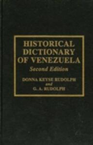 Hd Venezuela CB - Rudolph / Rudolph - cover