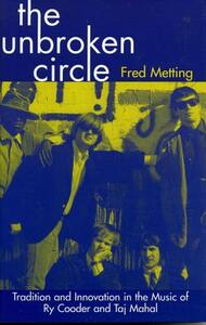 Unbroken Circle CB - Fred Metting - cover