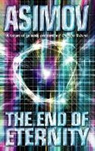 The End of Eternity - Isaac Asimov - cover