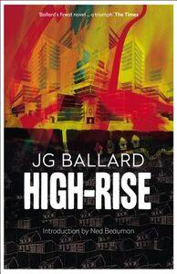 Libro in inglese High-rise  - J. G. Ballard