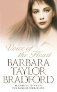 Voice of the Heart - Barbara Taylor Bradford - cover