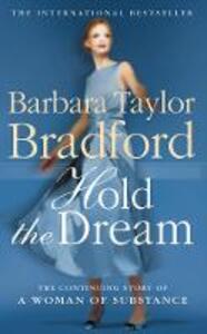 Hold the Dream - Barbara Taylor Bradford - cover