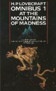 At the Mountains of Madness and Other Novels of Terror - H. P. Lovecraft - cover