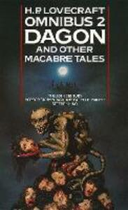 Dagon and Other Macabre Tales - H. P. Lovecraft - cover
