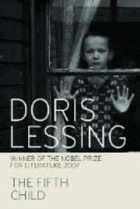 The Fifth Child - Doris Lessing - cover