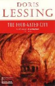 The Four-Gated City - Doris Lessing - cover
