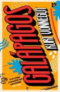 Galapagos - Kurt Vonnegut - cover