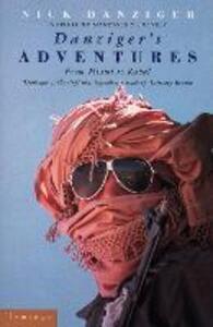 Danziger's Adventures - Nick Danziger - cover