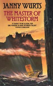 Master of Whitestorm - Janny Wurts - cover