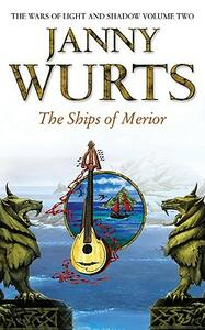 The Ships of Merior - Janny Wurts - cover