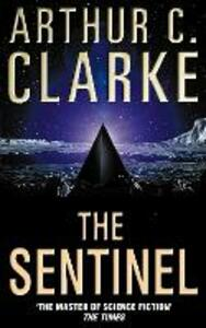 The Sentinel - Arthur C. Clarke - cover