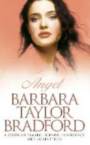 Angel - Barbara Taylor Bradford - cover