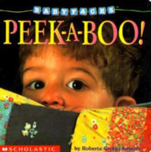 Peek-A-Boo! - Roberta Grobel Intrater - cover