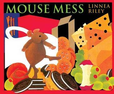 Mouse Mess - Linnea Riley - cover