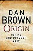 Libro in inglese Origin: (Robert Langdon Book 5) Dan Brown