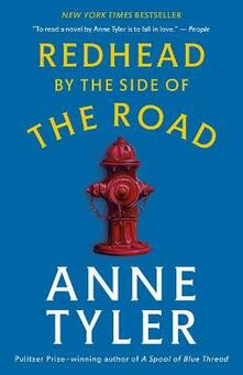 Redhead by the Side of the Road - Anne Tyler - cover