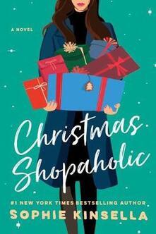 Christmas Shopaholic - Sophie Kinsella - cover