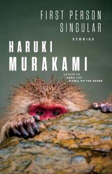 First Person Singular: Stories - Haruki Murakami - cover