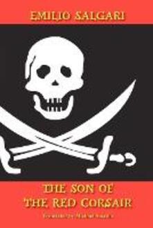The Son of The Red Corsair - Emilio Salgari - cover