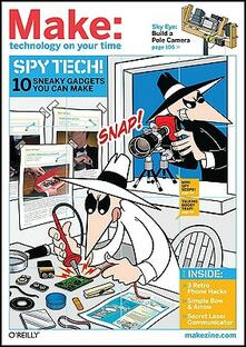 MAKE: Technology on Your Time - cover