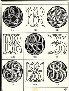 Monograms & Ciphers