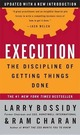 Execution: The Disciplin