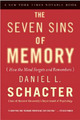 The Seven Sins of Memory: