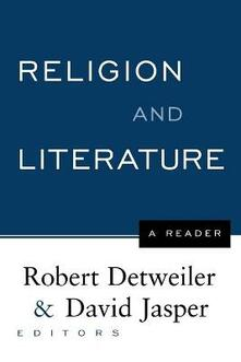 Religion and Literature: A Reader - cover