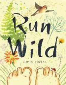 Run Wild - David Covell - cover
