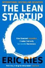 Libro in inglese The Lean Startup: How Constant Innovation Creates Radically Successful Businesses Eric Ries