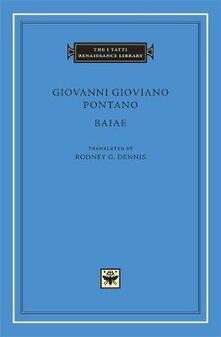 Baiae - Giovanni Gioviano Pontano - cover