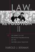 Libro in inglese Law and Revolution II: The Impact of the Protestant Reformation in the Western Legal Tradition Harold J. Berman