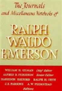 Journals and Miscellaneous Notebooks of Ralph Waldo Emerson, Volume VIII: 1841-1843 - Ralph Waldo Emerson - cover