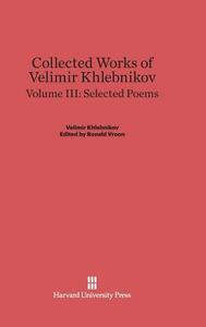 Selected Poems - cover