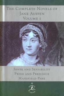 Complete Novels of Jane Austen, Volume I