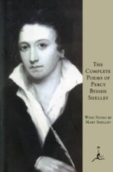 Complete Poems of Percy Bysshe Shelley
