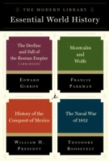 Modern Library Essential World History 4-Book Bundle