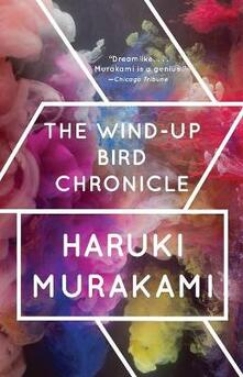The Wind-up Bird Chronicle - Haruki Murakami - cover