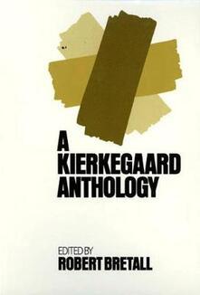 Kierkegaard Anthology - cover
