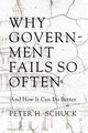 Why Government Fails