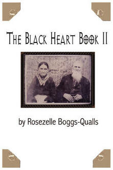 The Black Heart Book II - Rosezelle Boggs-Qualls - copertina