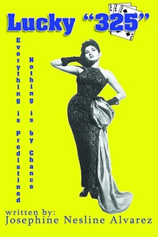 Lucky 325 - Josephine Nesline Alvarez - copertina