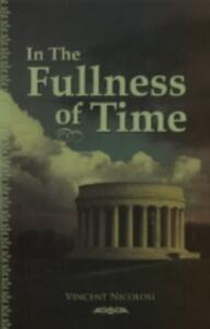 In the fullness of time - Vincent Nicolosi - copertina