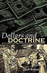 Dollars and doctrine - Rob Kuban - copertina